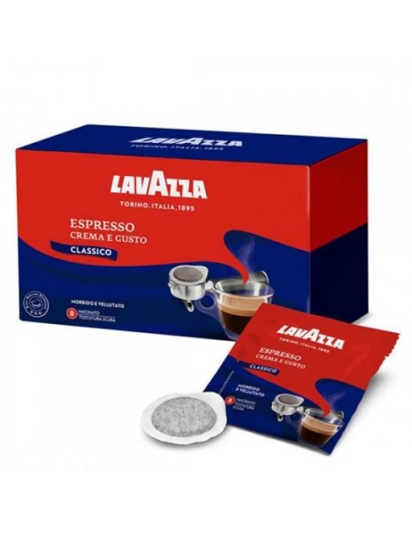Lavazza - Crema e Gusto, 18 χάρτινες ταμπλέτες