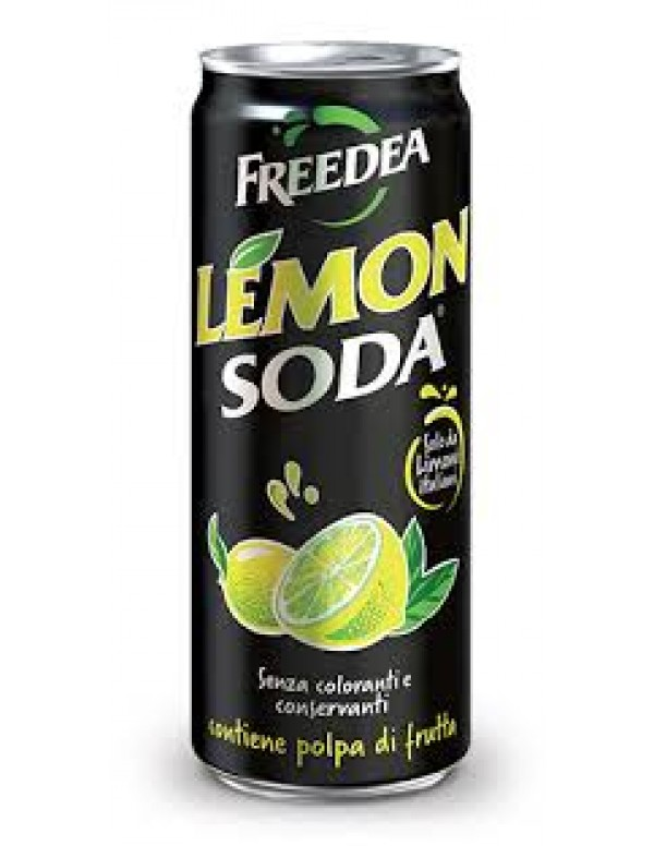 Λεμονάδα - Lemonsoda, 330ml