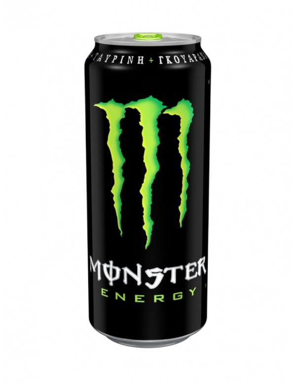 Monster Energy Drink, 500ml