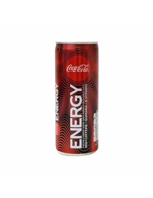 Coca Cola - Energy, 250ml