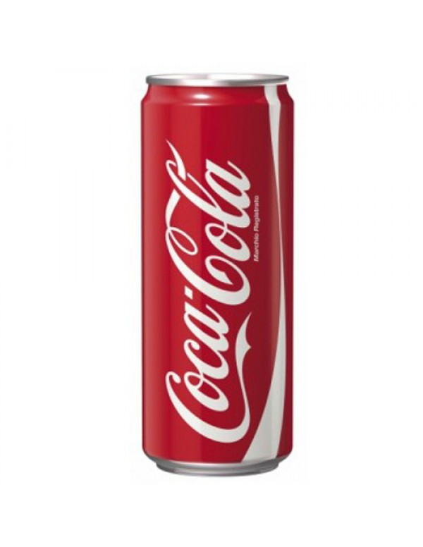 Coca Cola - Κανονική με ζάχαρη, 330ml