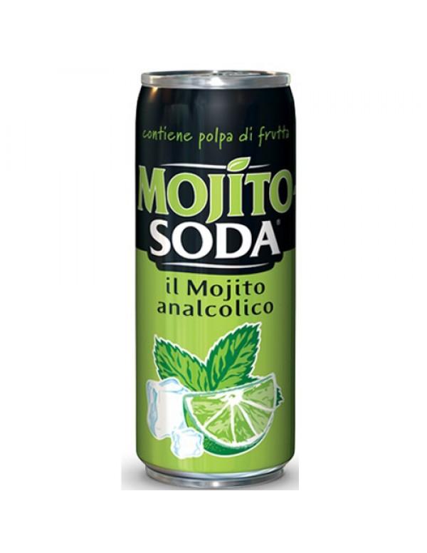 Αναψυκτικό με γεύση Mojito, 330ml