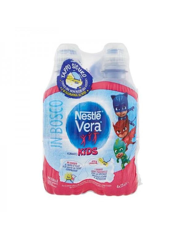 Μεταλλικό Νερό για παιδιά - Nestle Vera (4 x 25cl)