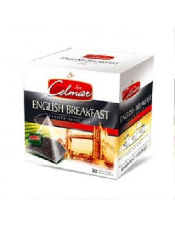 CELMAR ΤΣΑΙ ENGLISH BREAKFAST 20TMX