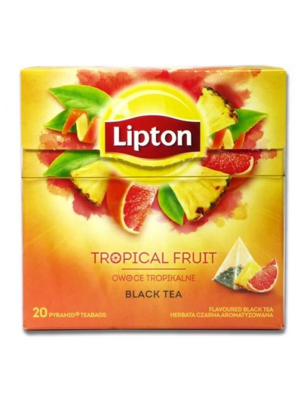 Lipton - Tropical Fruits, 20τμχ