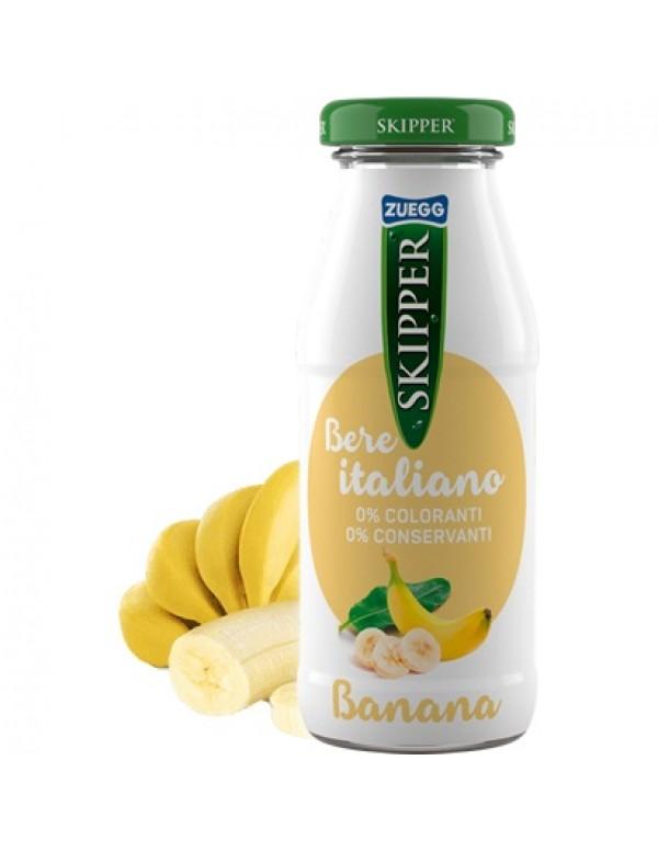 Χυμός Skipper μπανάνας 100%, 200ml